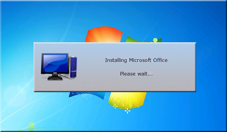 Microsoft Office 2007 installation