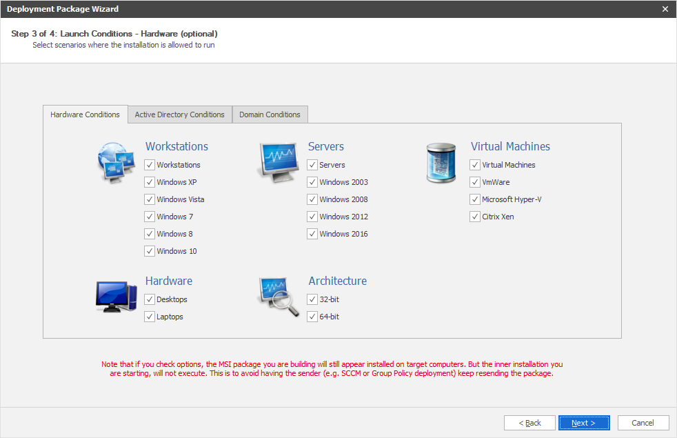 MalwareBytes MSI package