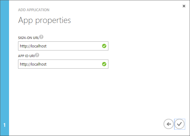 Microsoft Azure AD / Office 365 add application #4