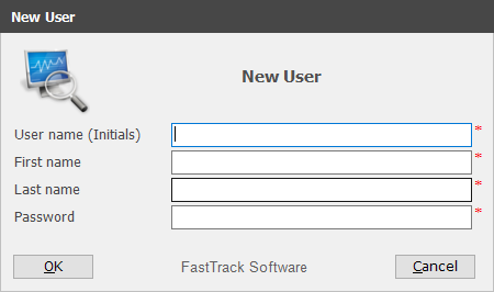 Multi input dialogue with FastTrack