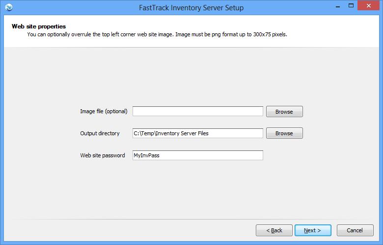 Building an Inventory Server