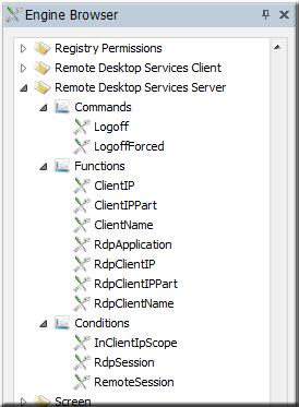 Remote Desktop Services automation scripts
